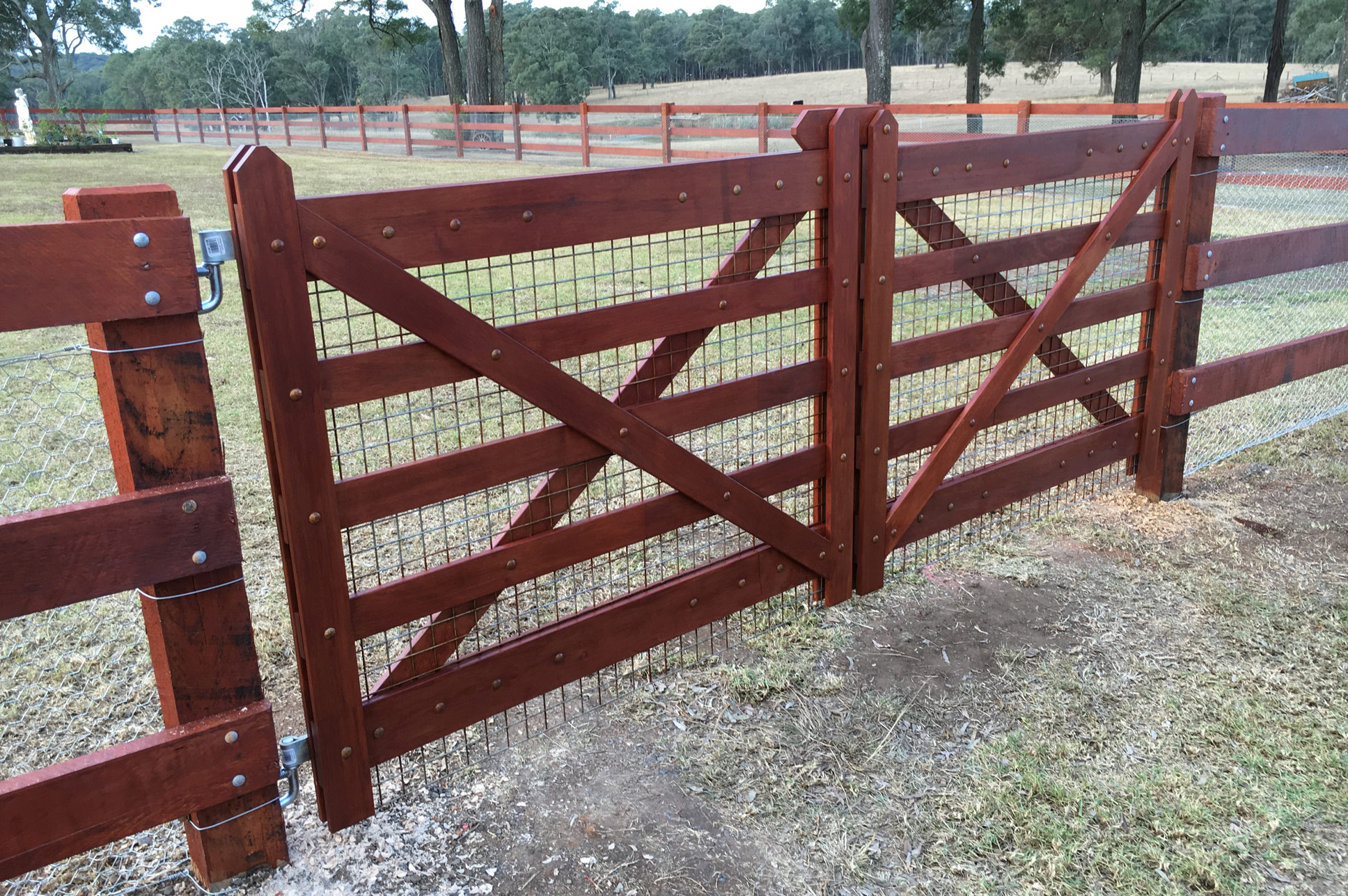 Rural Gates And Entrances Stockworx