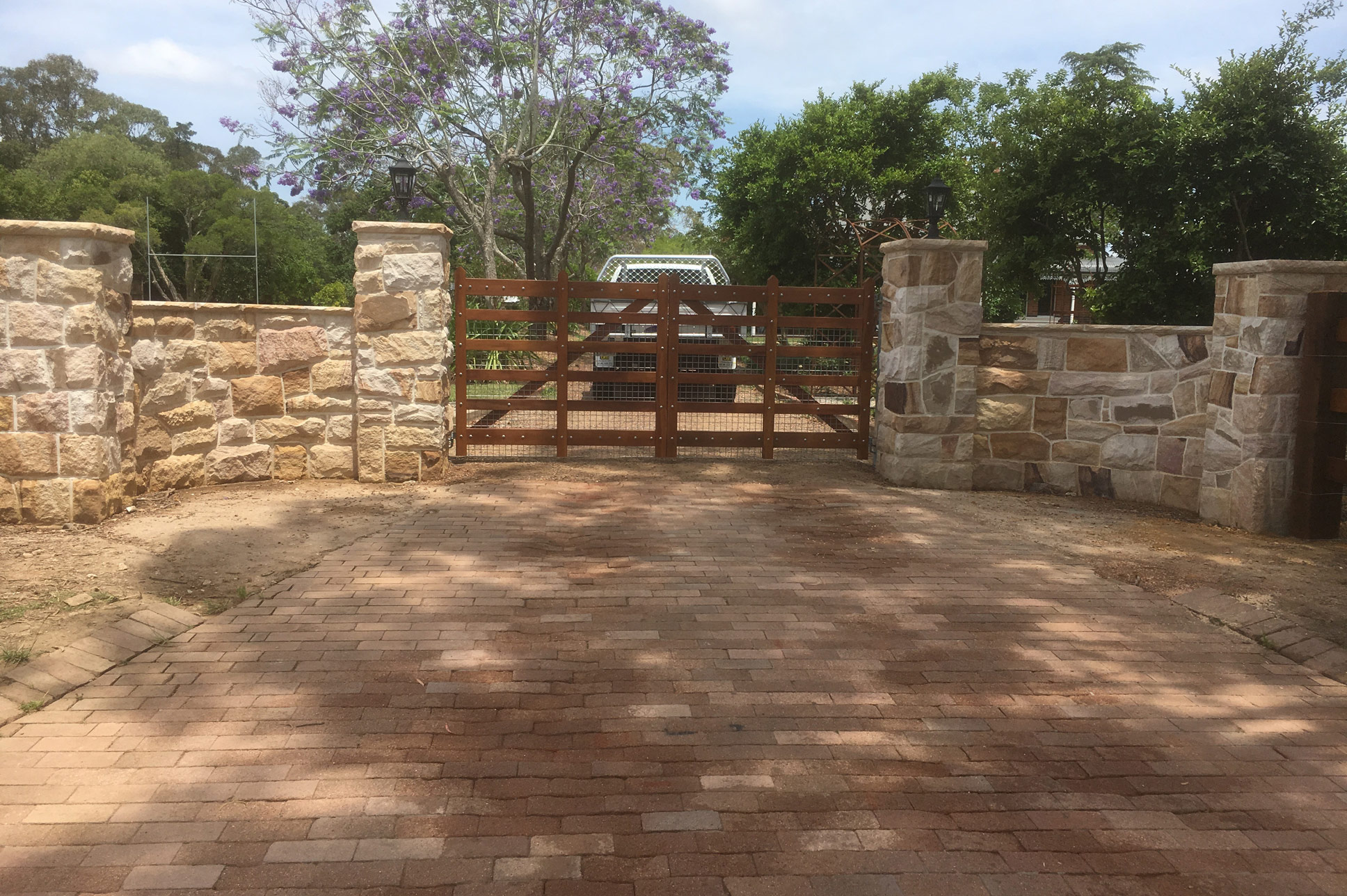 Rural Gates And Entrances Stockworx