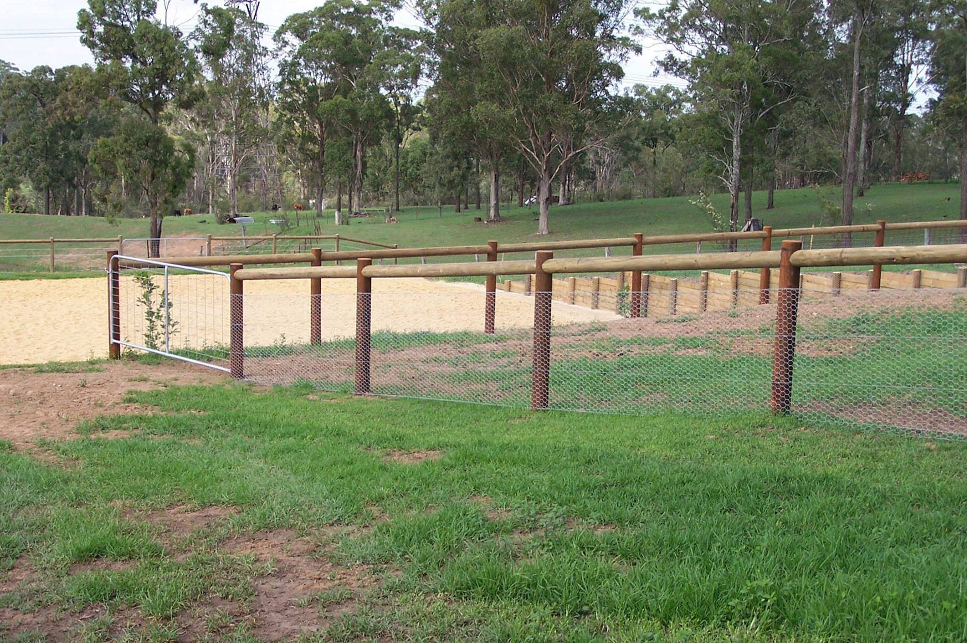 post and rail fencing post and rail fences