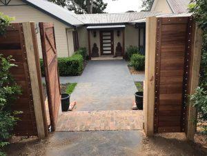 Elegant Rural Entrances