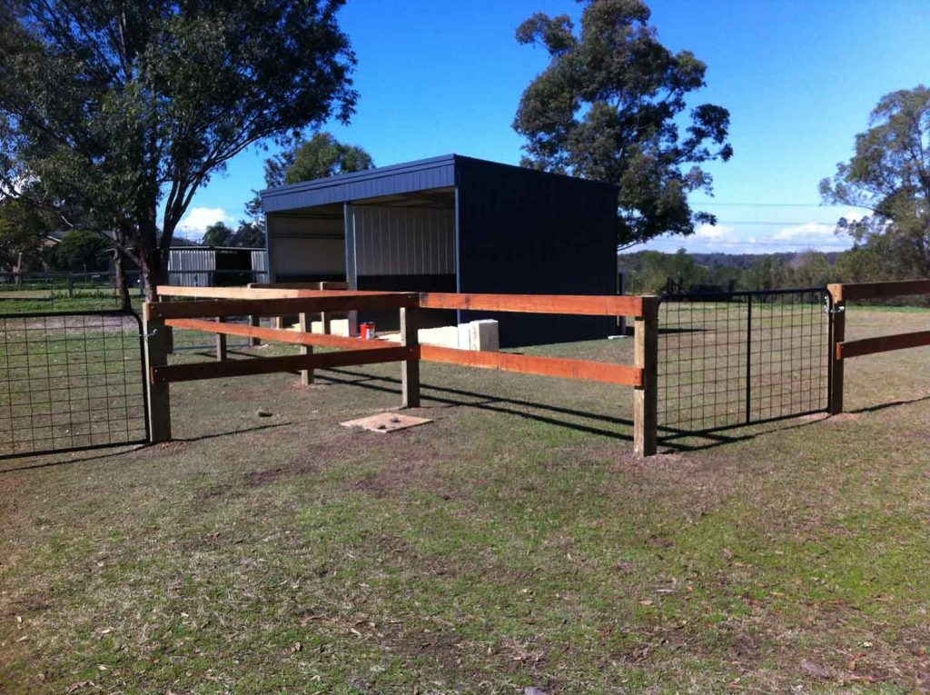 safe fencing for horses