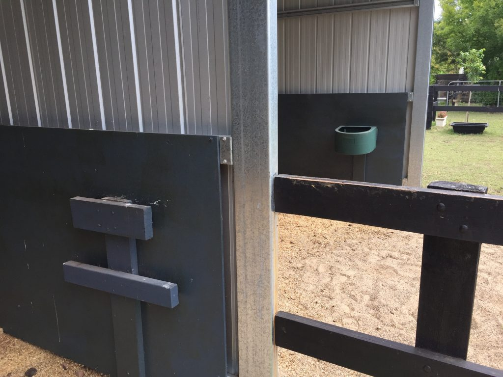 Custom Stable Fitouts