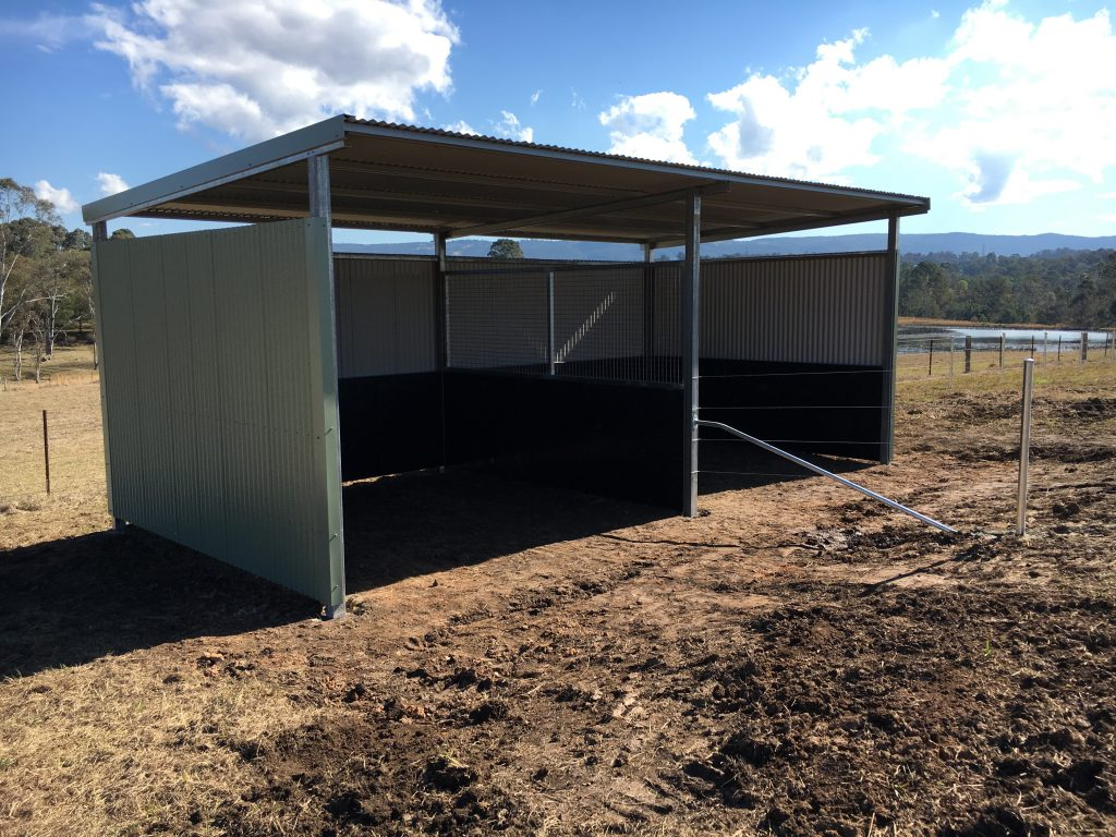 Horse Shelters Stables